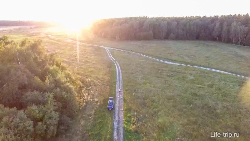Скриншот видео 1280х720 с битрейтом 2 Mbps