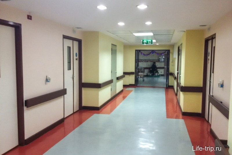 Отделение педиатрии, стационар