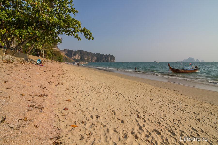 Пляж Ао Нанг в Краби 2020: расположение на карте, как до него добраться, описание, фото и отзывы туристов