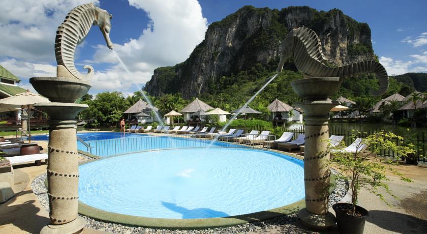 Лучшие отели в Краби в Ао Нанге - подборка по рейтингу и отзывам