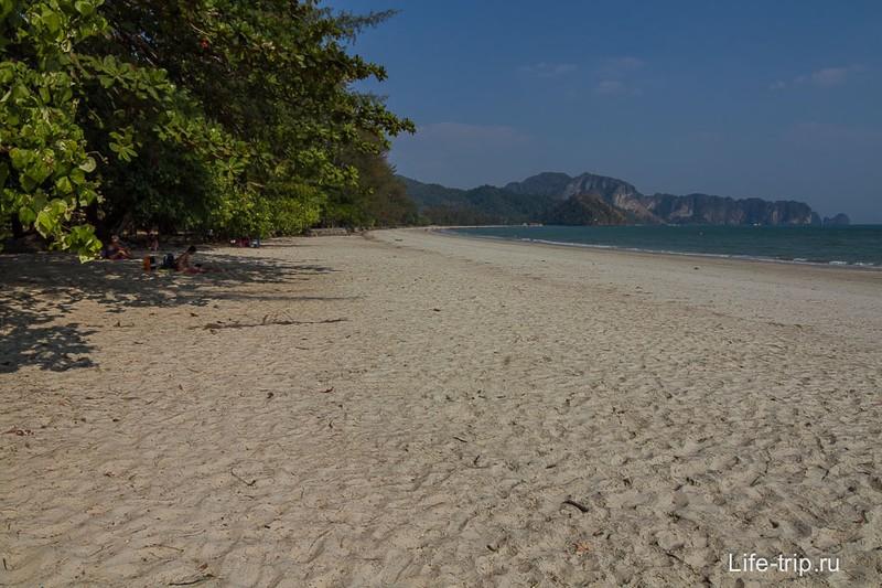 Пляж Ноппарат Тара