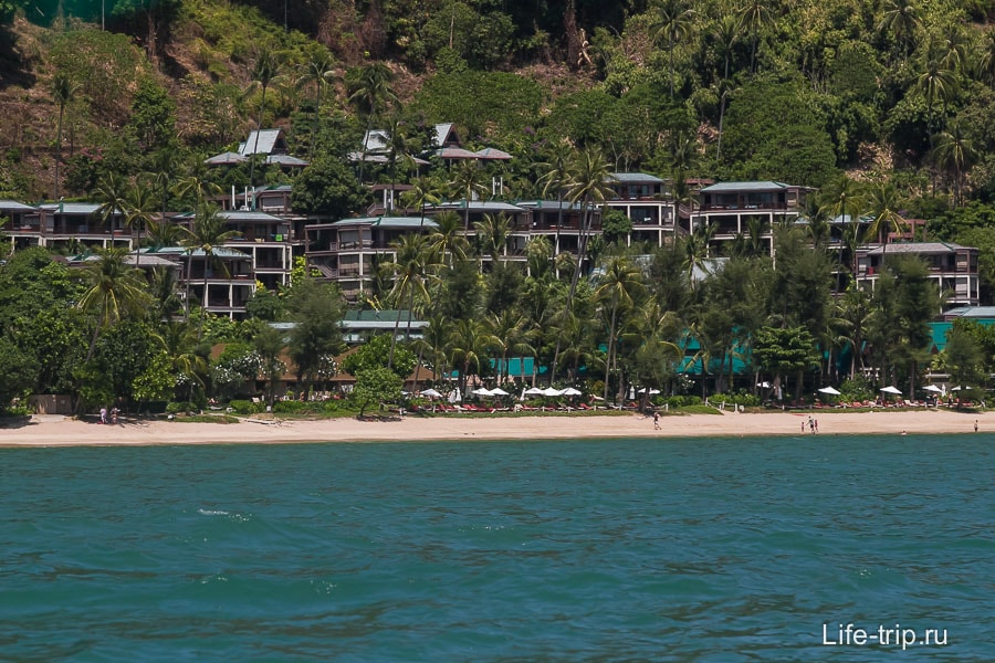 Все пляжи Краби (Ао Нанга) и лучшие пляжи - описание из личного опыта
