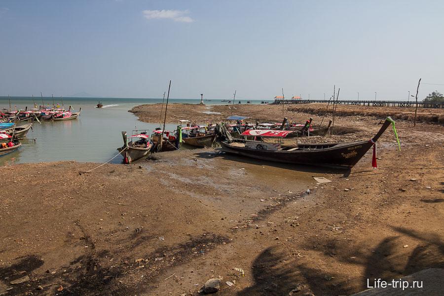 Пляж Ао Наммао (Ao Nam Mao Beach) - не для купания, а для созерцания