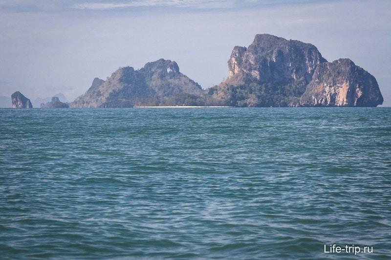 Острова Пода