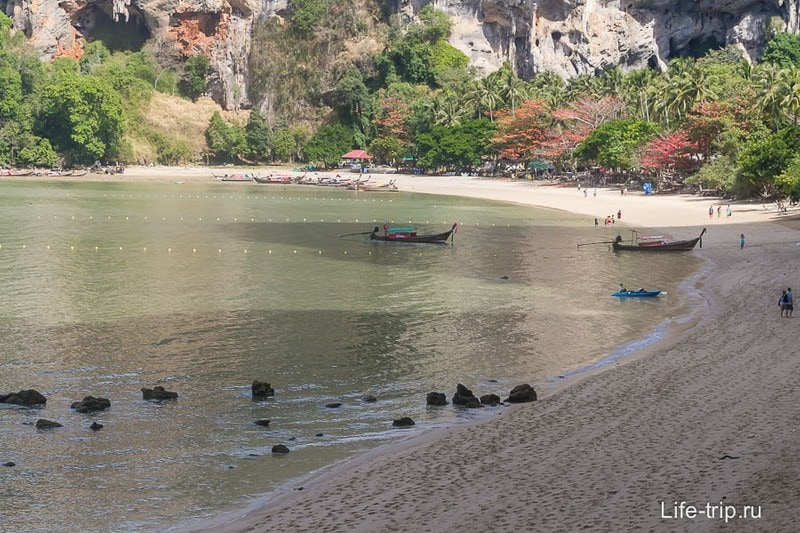 Пляж Тон Сай, Райли