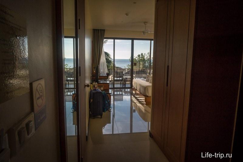 Kacha Resort и номер Deluxe Bulding