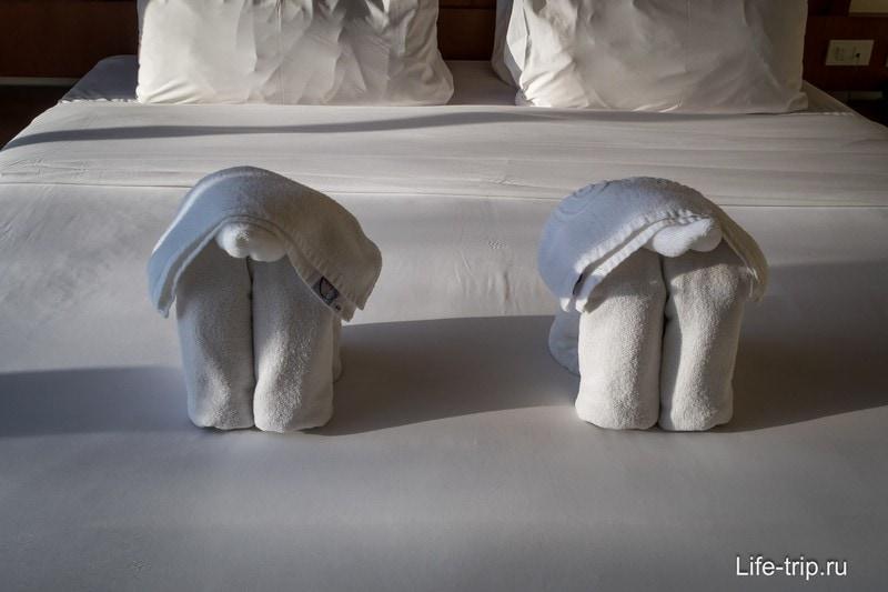 Традиционные слоники