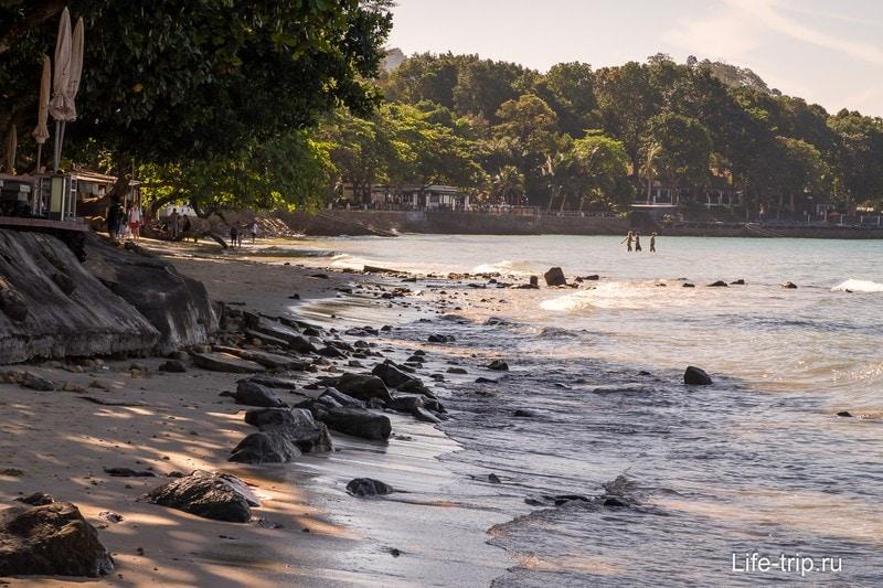 Пляж Вайт Сенд (White Sand Beach) - самый лучший на Ко Чанге