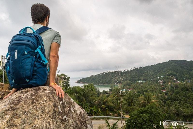 В городе и в путешествиях я всегда с рюкзаком