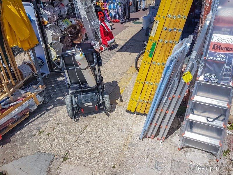 Постоянно вижу инвалидные коляски на улицах