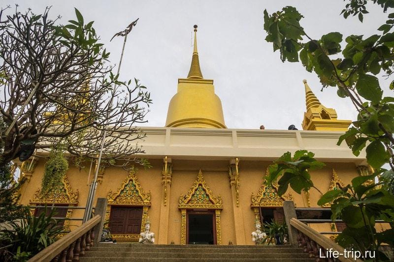 Пагода на Чавенге