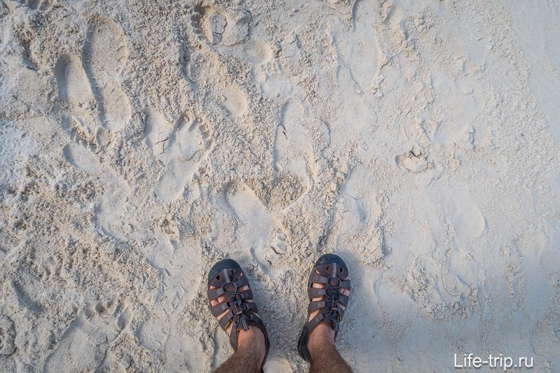 """Пляж Хаад Яо (Haad Yao) - место, где """"пусть весь мир подождёт"""""""