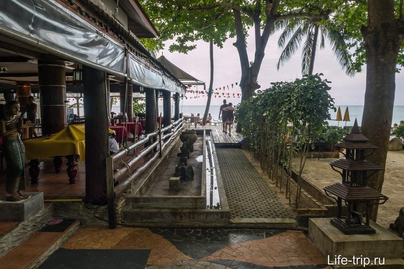 Пляж Хаад Салад (Haad Salad) - в поисках тишины на пляжах Пангана