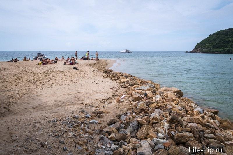 Пляж Мае Хаад (Mae Haad) - визитная карточка Пангана