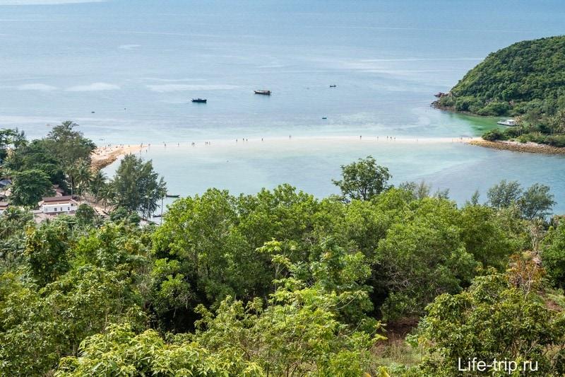 Пляж Мае Хаад (Mae Haad)