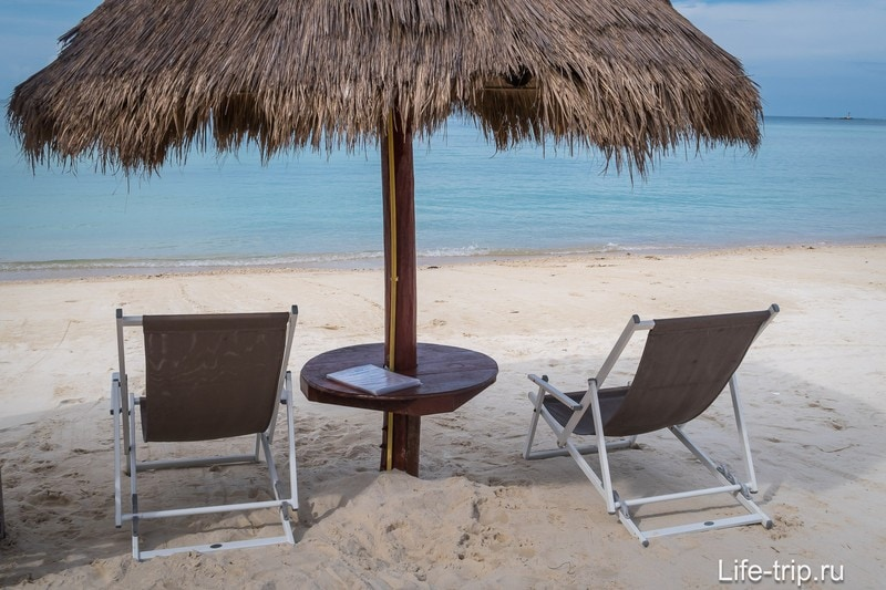 Пляжи Шритану (Sri Thanu Beach)