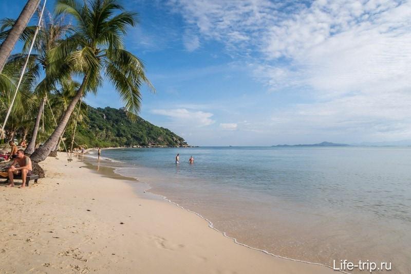 Пляж Лила (Leela Beach)