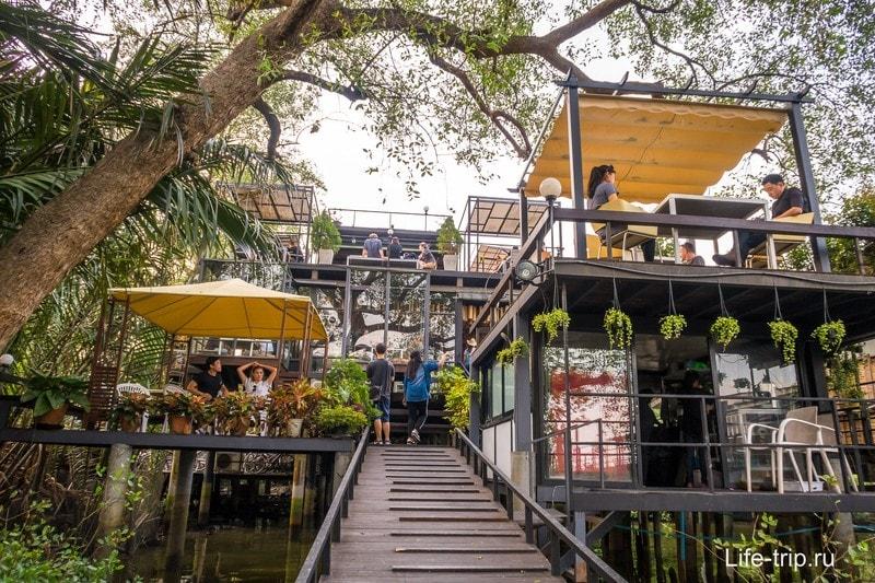 Кафе Bangkok Tree House