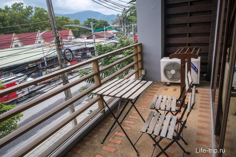 Бюджетный отель в самом центре Чавенга - Chaweng Park Place