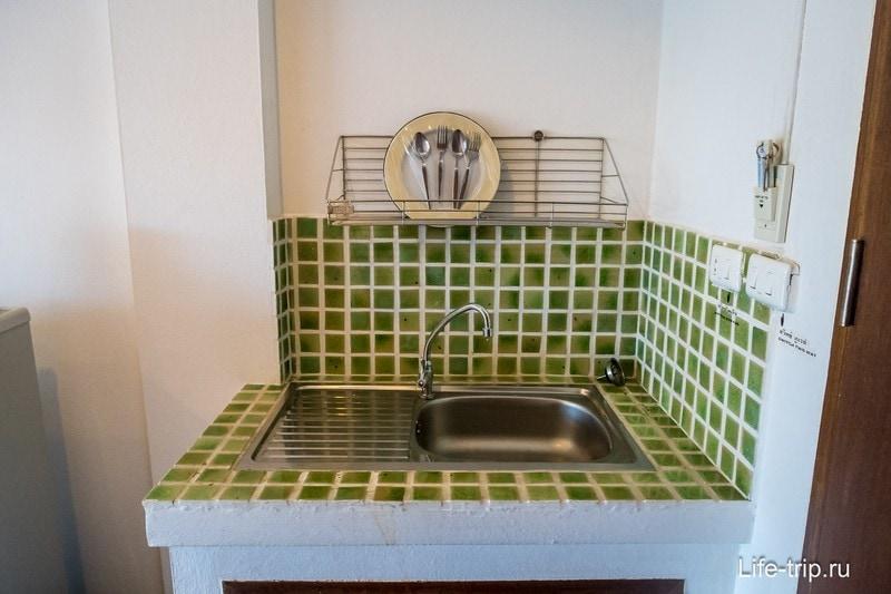 Типа мини кухня