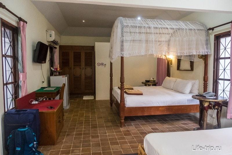 Мой номер в отеле Chaweng Resort