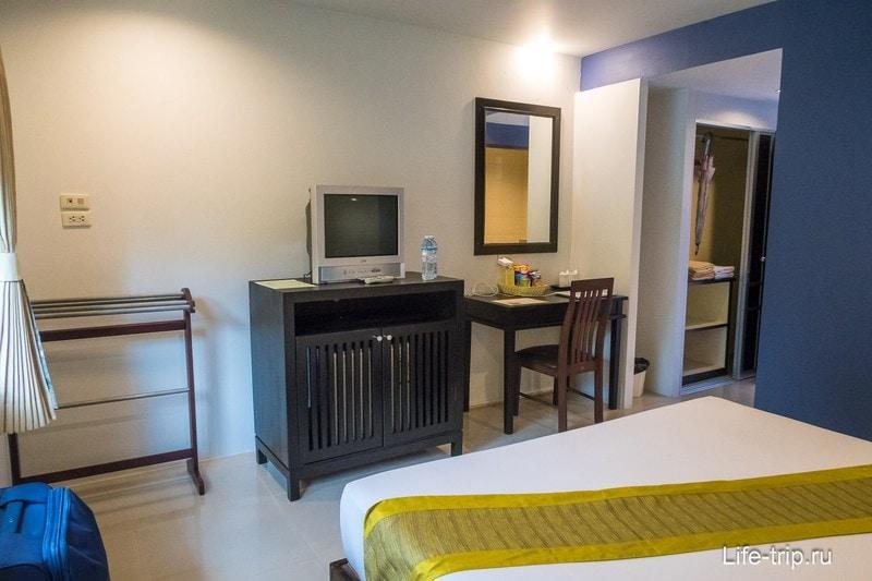 Lamai Buri Resort - неплохой отель на Самуи на пляже Ламай