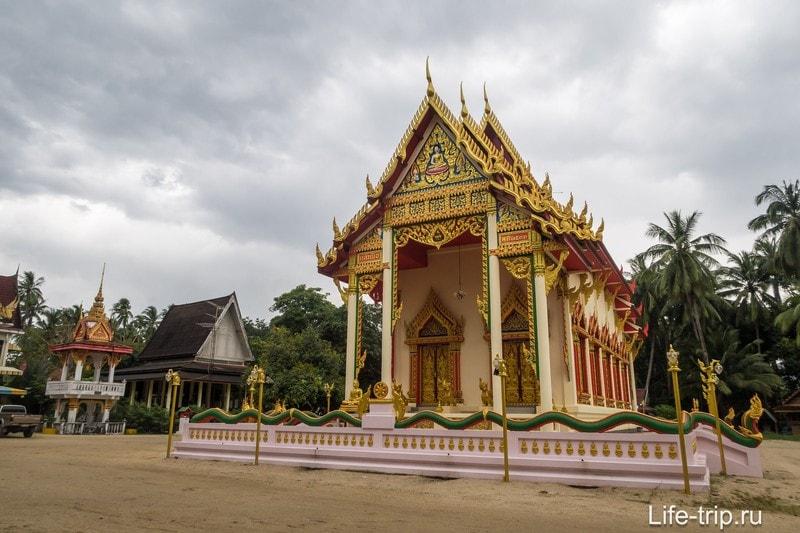Храм Кири Вонгкарам после реставрации
