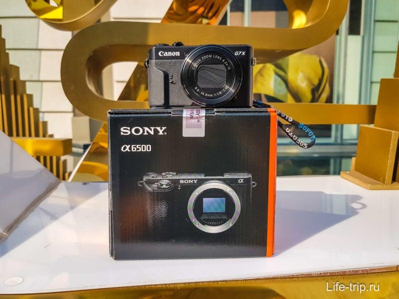 В Таиланде купил Sony a6500