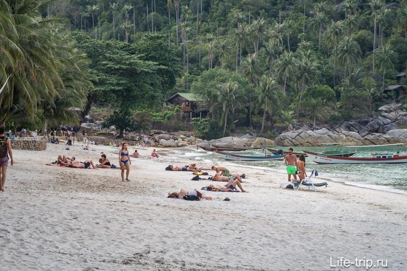 Бутылочный Пляж (Bottle Beach)