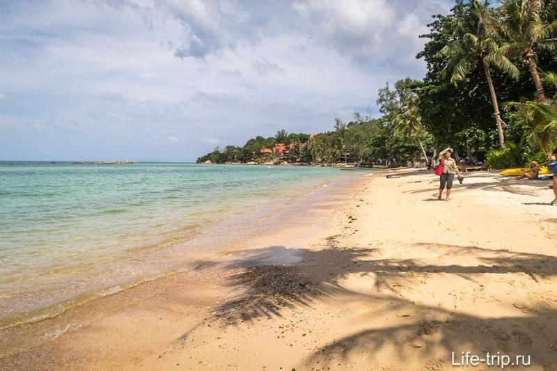 Пляж Хад Чао Пао (Haad Chao Pao)