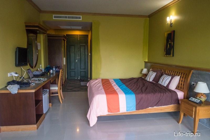 Популярный и известный отель на Пангане - Haad Son Resort