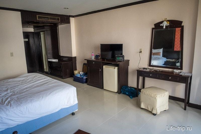 Хороший отель в Паттайе