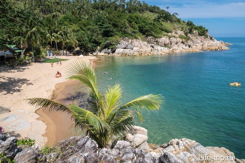 Пляж Вай Нам (Haad Wai Nam)