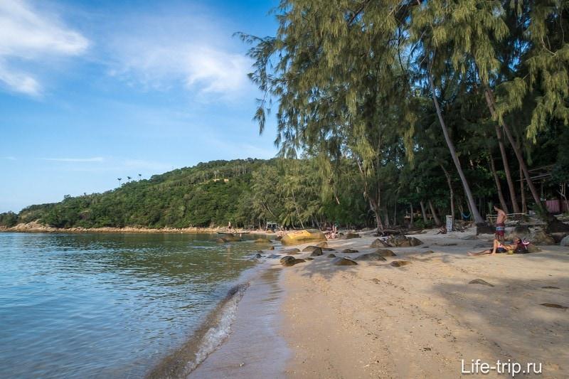 Пляж Хаад Кхом (Haad Khom)