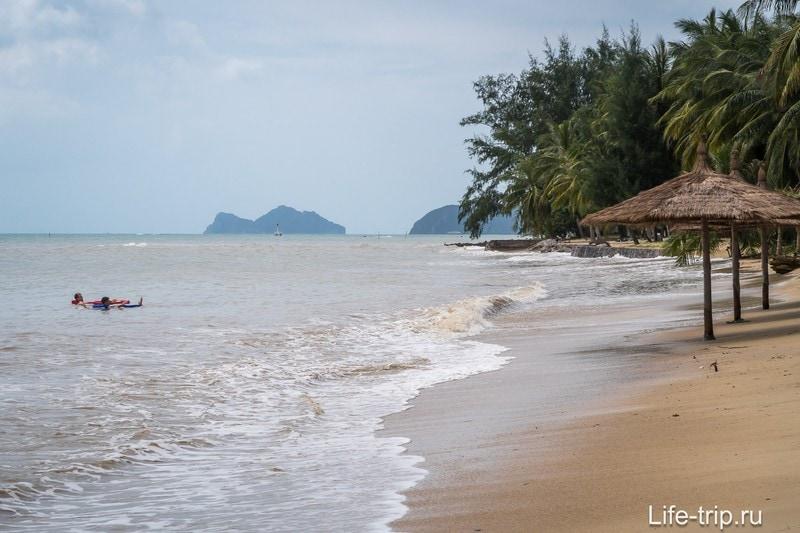 Пляж Бан Кай (Ao Baan Kai)