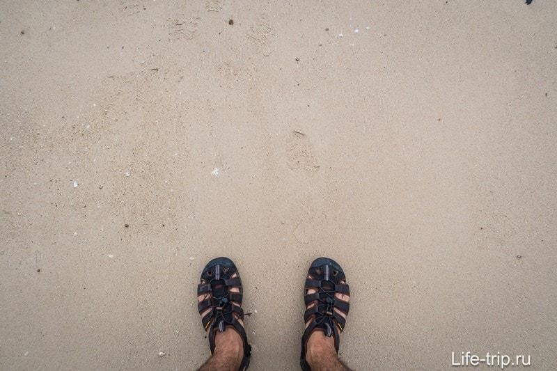 Пляж Ао Плай Лэм (Ao Plai Laem) - действительно секретное место