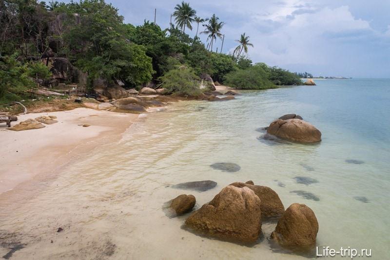 Пляж Ао Плай Лэм (Ao Plai Laem)