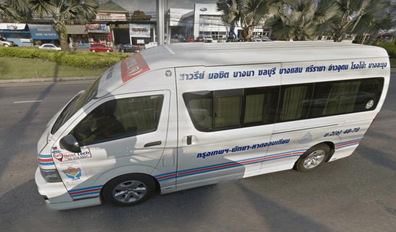 Микроавтобусы для местных
