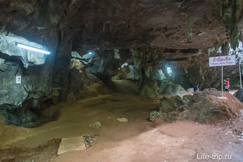 Дальше - серия снимков из пещер.