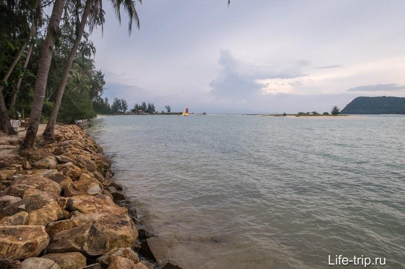 Пляж Ао Най Вок (Ao Nai Wok)