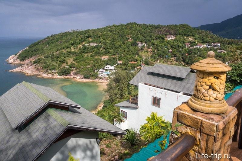 Utopia Resort с видом на море