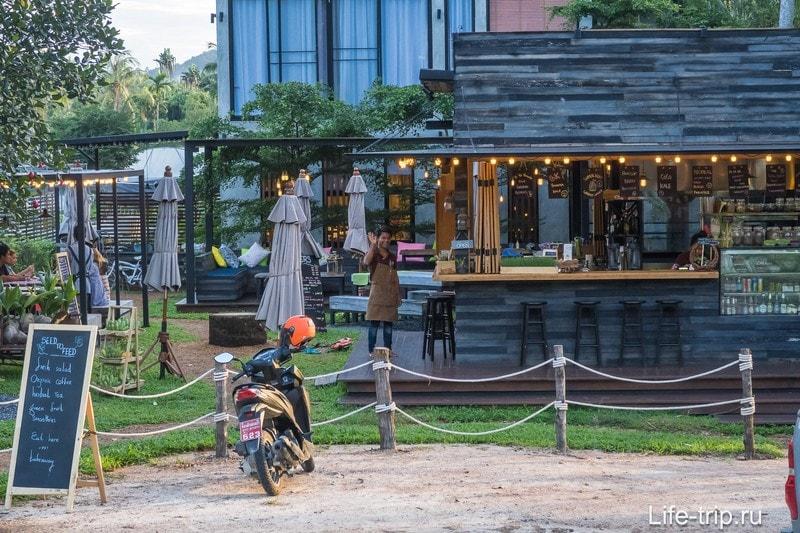 Seed to Feed на Пангане - веганский ресторан и  салатный бар