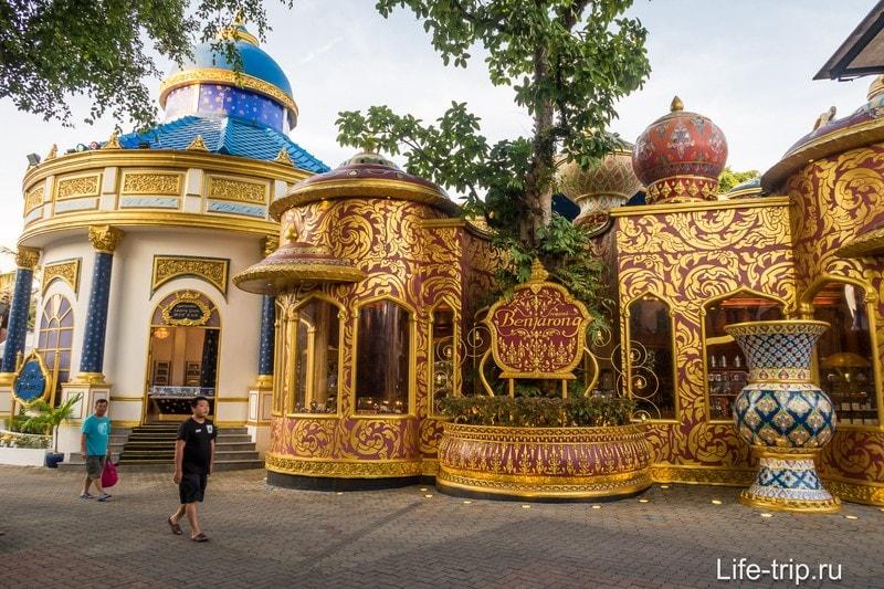 Шоу Фантазия на Пхукете - мой отзыв о самом большом парке развлечений