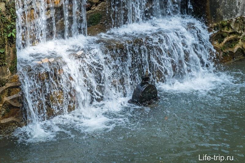 Водопад Кату, Пхукет