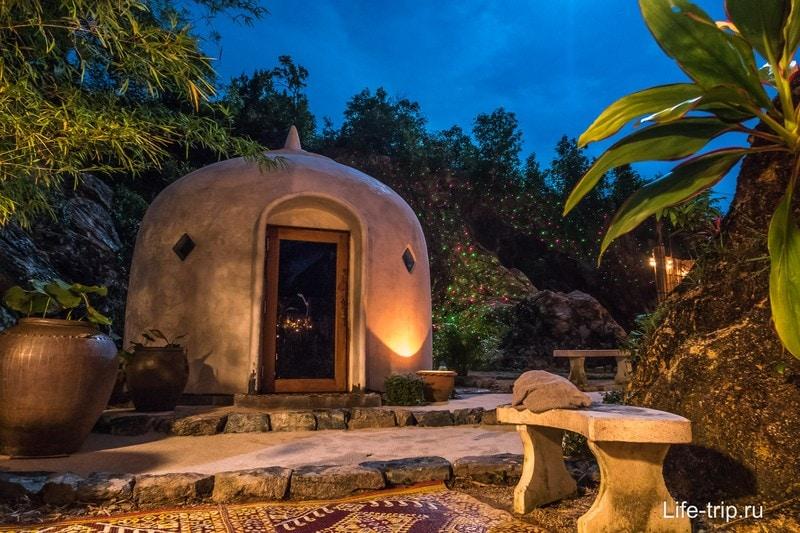 The Dome баня на Пангане