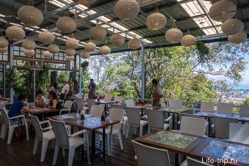 Кафе Тунк Ка на Пхукете