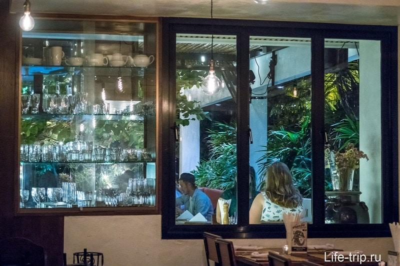 Rustic Eatery and Bar - европейский ресторан на Патонге