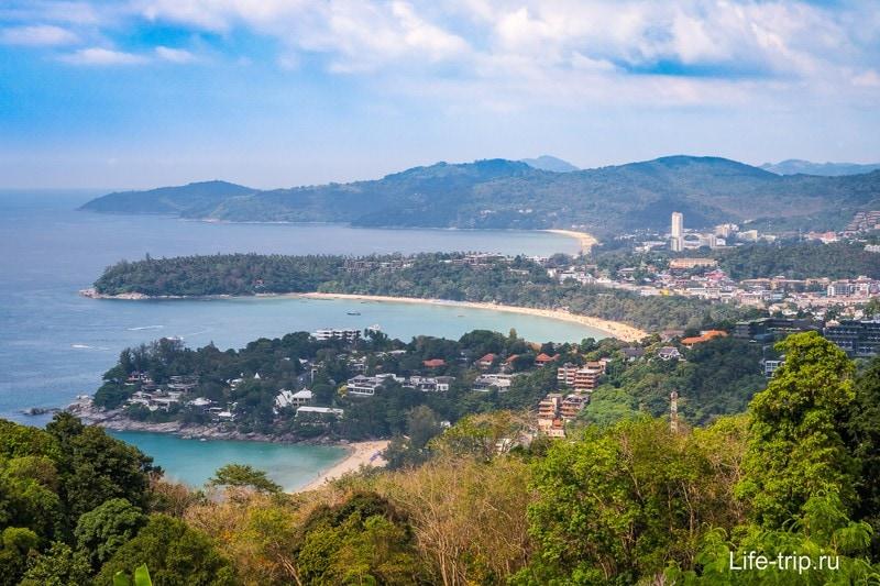 Остров Пхукет - самый популярный курорт в Таиланде