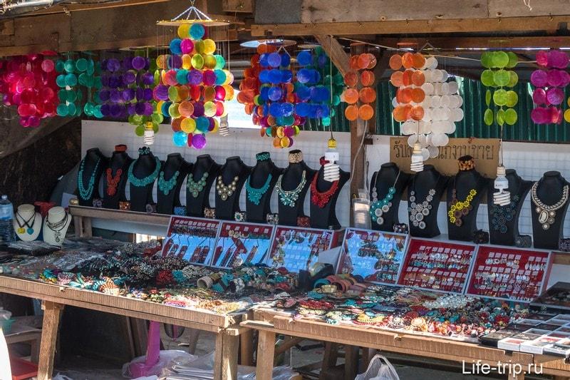 Рынок морепродуктов на Пхукете - еда и достопримечательность