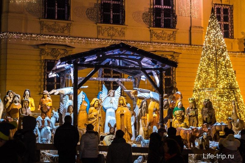 Экспозиция к Рождеству